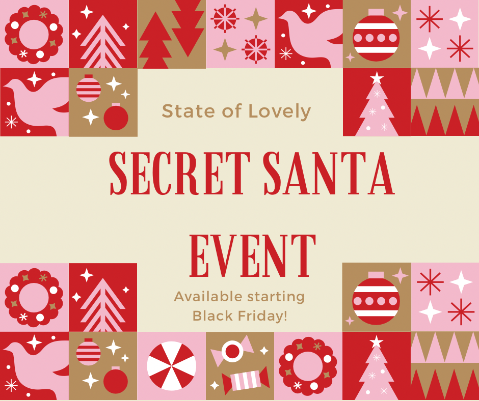 The {Santa Sac} Secret Santa Event