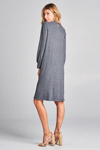The Britt Pocket Dress