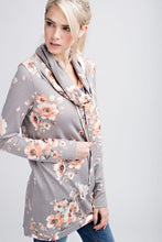 The Kinsley Floral Pullover