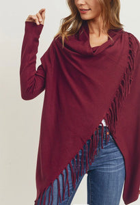 The Milla Wrap Cardi