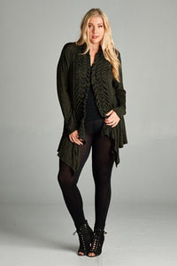The Avery Cardigan