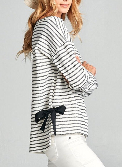 Sawyer Striped Top