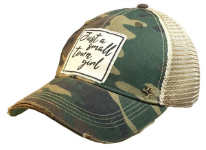 Distressed Trucker Hat