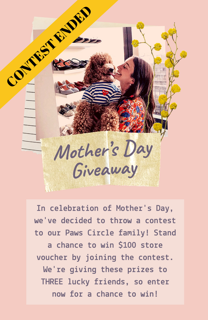 Paws Circle Mother's Day Giveaway