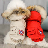 Canada Pup Expedition Parka