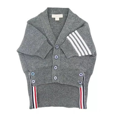 Pup Browne Classic Knitted Cardigan