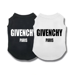 Pawvenchy Paris Sleeveless Tee
