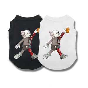 Kaws Slam Dunk Sleeveless Tee