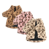 LV DOG COAT