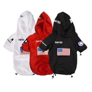 Pupreme Flag Windbreaker
