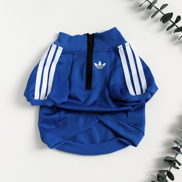 Adidog Retro Track Jacket
