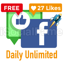 Free Daily Link Unlimited Facebook Post Likes