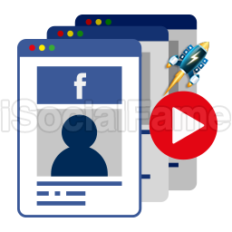 Real Active Facebook Video Views