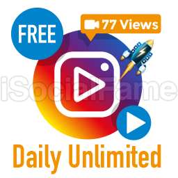 Free Daily Link Unlimited Instagram Video Views