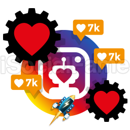 Real Active Instagram Post Likes - Auto (For 30 Future Posts + IGTV)