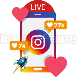 Real Active Instagram LIVE Likes
