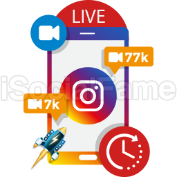 Future Scheduled - Real Active Instagram LIVE Viewers