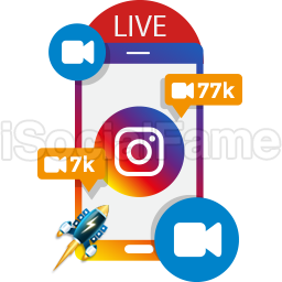 Real Active Instagram LIVE Viewers