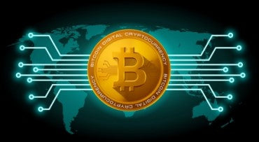 We accept Bitcoin Crypto Currency