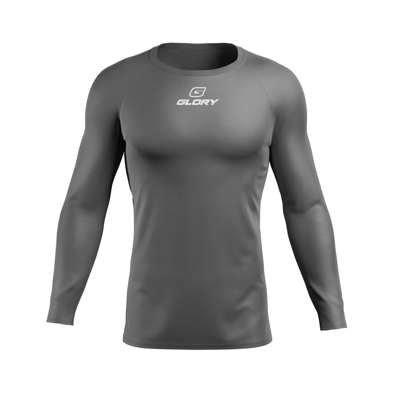 COMPRESSION SHIRT | GREY