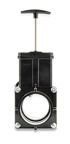 Camco 39062 Dual Flush Pro Holding Tank Rinser with Gate Valve