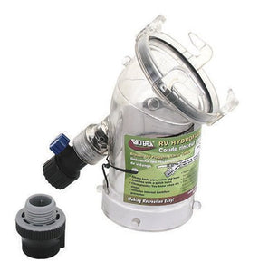 Valterra F02-4100 45 Degree Hydroflush With Removable Anti-siphon Valve