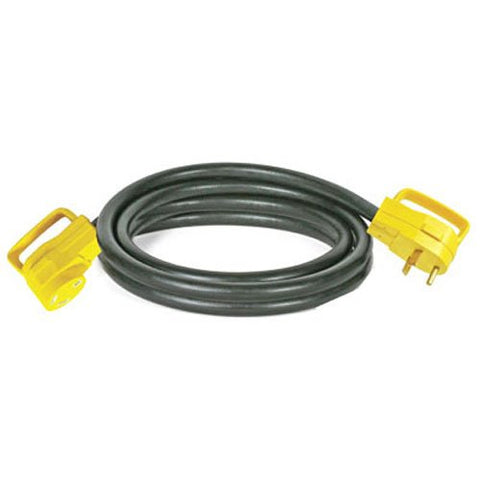 Camco 55191 25' PowerGrip Electrical Power Cord with Handle
