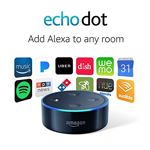 Echo Dot (2nd Generation) - Black