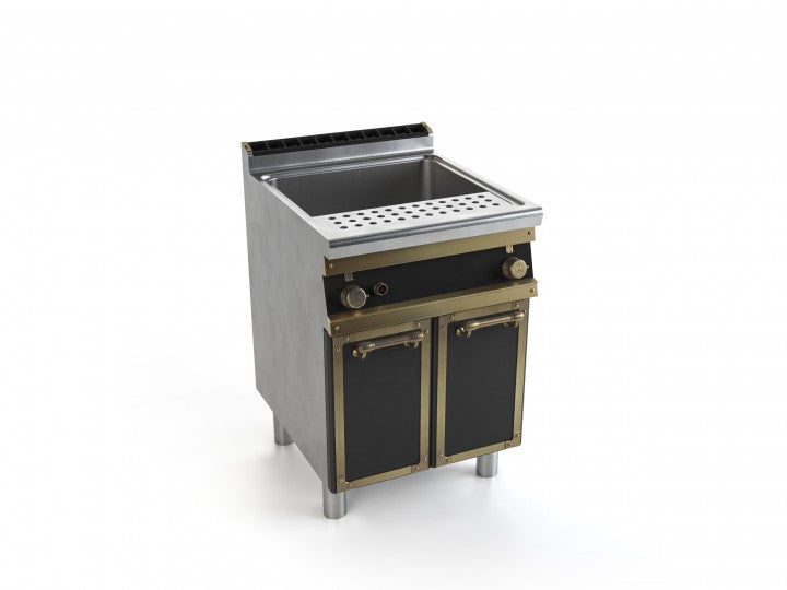 GAS PASTA COOKER 60 CM ON CABINET