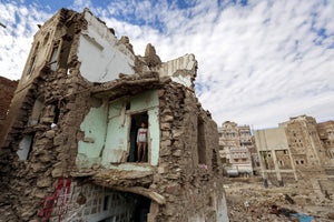 Case study - DNA sample collection in Yemen