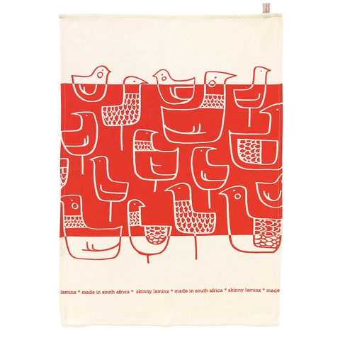 Eep! Tea Towel