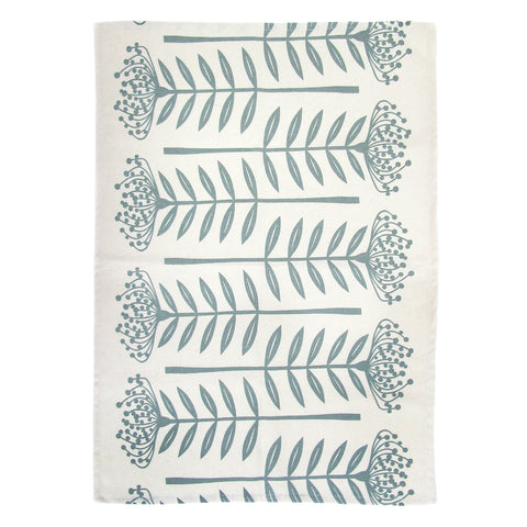 Tall Protea Tea Towel