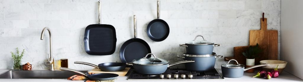 Stanley Rogers Hard Armour Cookware