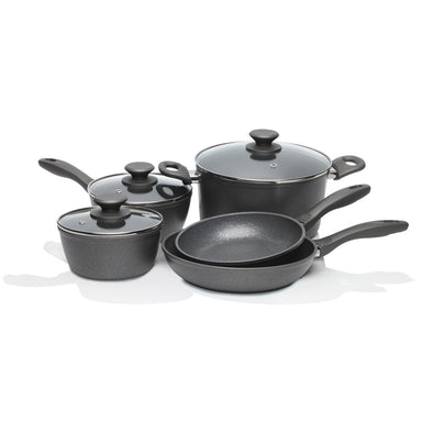 Quartz Stone Advanced Cookware Set 5 Piece