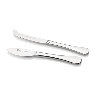 Baguette Cheese Knives 2 Piece Set