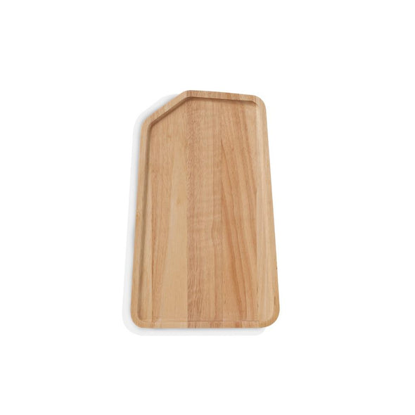 Wooden Serving Platter Rectangular Small