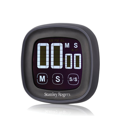 Digital Timer With Touch Screen