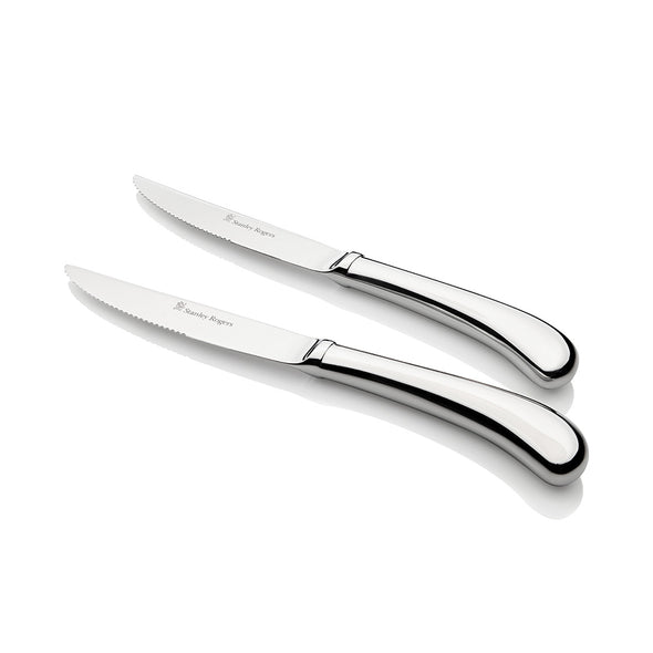 Pistol Grip Steak Knife 6 Piece Set