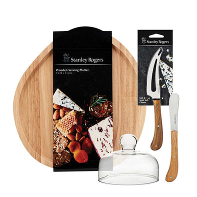 Acacia Soft Cheese Lover 4 Piece Bundle