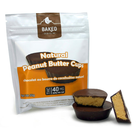 Baked Peanut Butter Cup