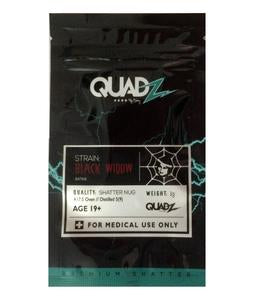 Black Widow Shatter by Quadz