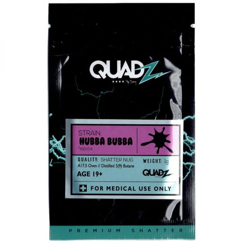 Hubba Bubba Shatter by Quadz