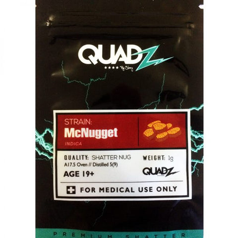 McNugget Shatter by Quadz