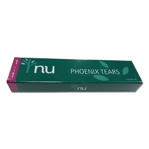 NU 1:1 Phoenix Tears (Contains THC Also)
