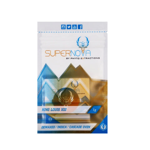 SuperNova C02 Shatter by Phyto Extractions