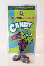 Grape Sour Candies 150mg