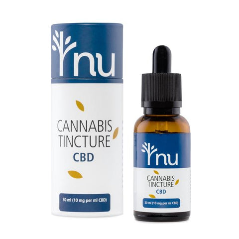 Nu CBD Tincture 300mg / 30ml