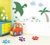Image of Baby DINOSAUR Nursery / kids Removable wall decals Wall Sticker