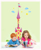 Image of Castle Kids / Nursery wall decals Removable Wall Sticker