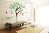 Image of 180 cm Height Tree with birds DIY Removable Wall Decal HM Wall Sticker